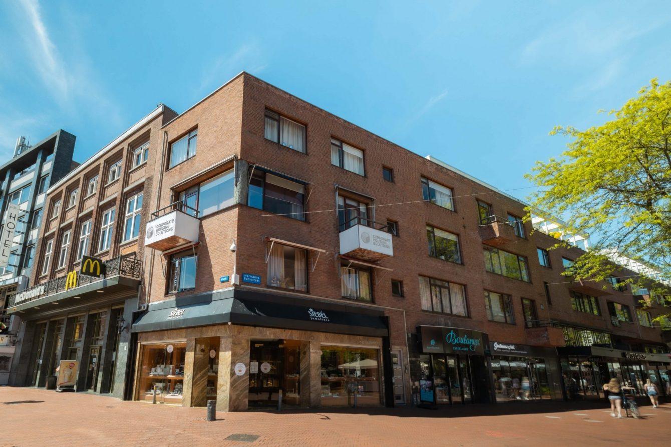 Hermanus Boexstraat short-stay