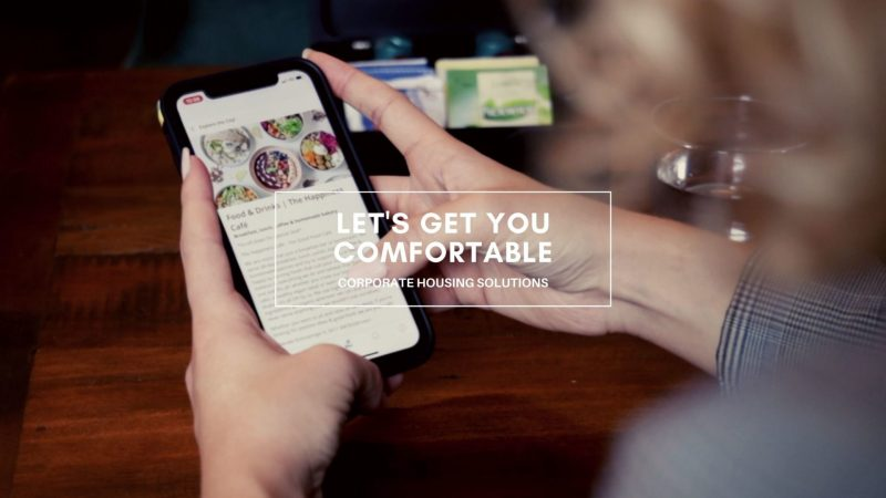 Comfortable living app